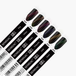 Semi Art  UV żel do zdobień 001 Black
