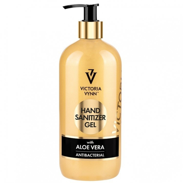 HAND SANITIZER GEL Victoria Vynn 500 ml