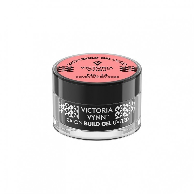 Victoria Vynn BUILD GEL No. 14 COVER CANDY ROSE 50 ml