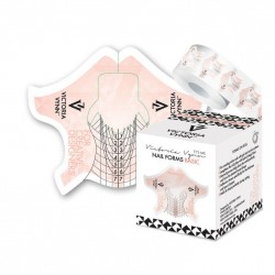 Nail extension forms 100 pieces Victoria Vynn