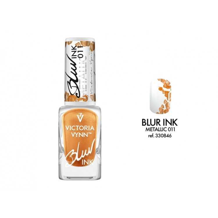 ATRAMENT DO ZDOBIEŃ BLUR INK 011 METALLIC  10 ml