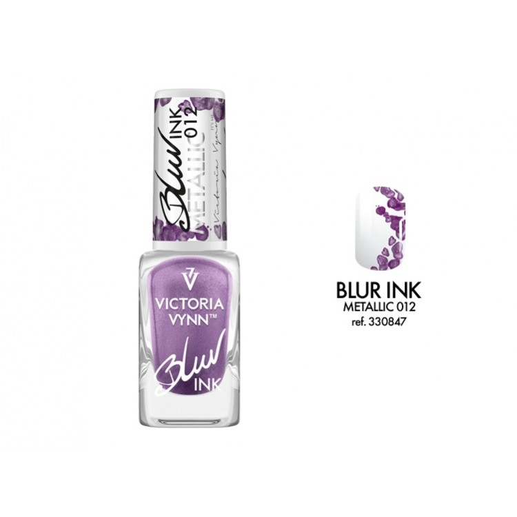 ATRAMENT DO ZDOBIEŃ BLUR INK 012 METALLIC  10 ml