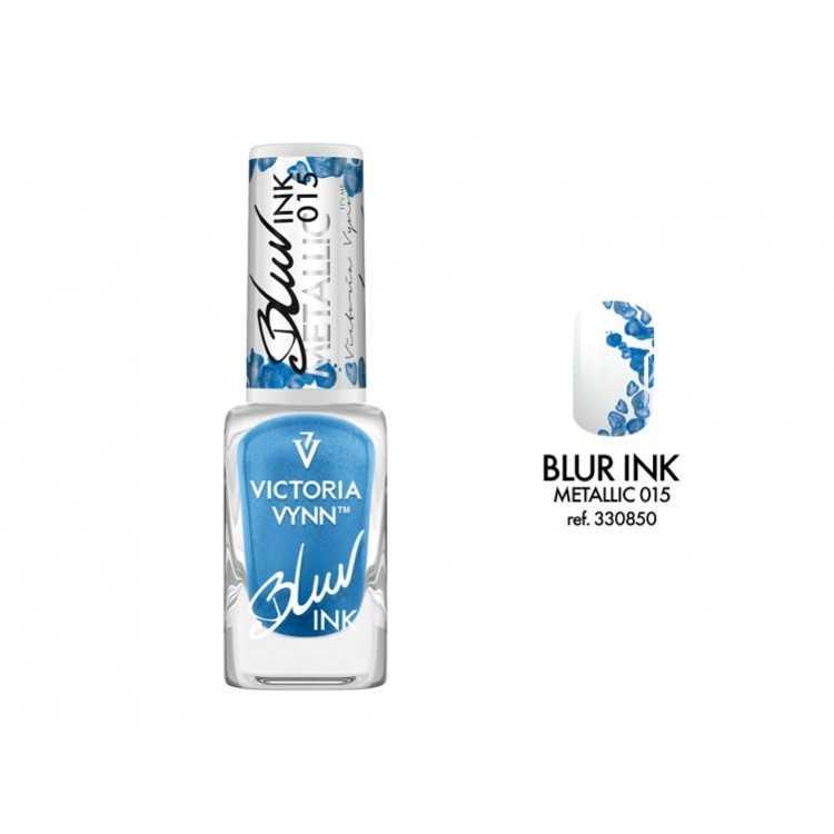 ATRAMENT DO ZDOBIEŃ BLUR INK  015 METALLIC  10 ml
