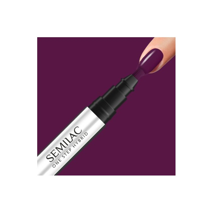 S780 Semilac One Step Hybrid Plum Wine  3 ml