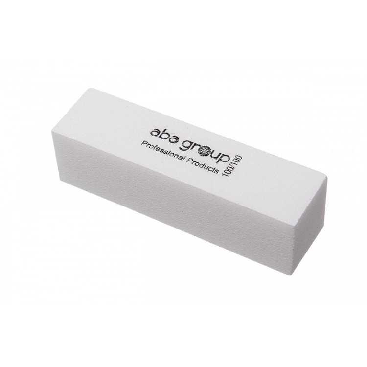 Aba Group polishing block white 100/100