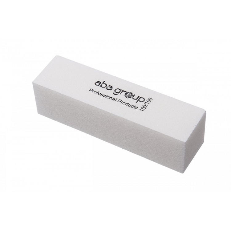 Blok polerski Aba Group biały 100/100