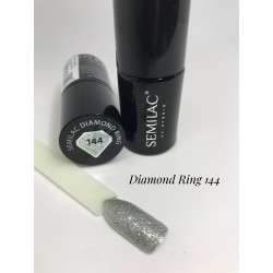 144 UV Lakier Hybrydowy Semilac Diamond Ring 7ml