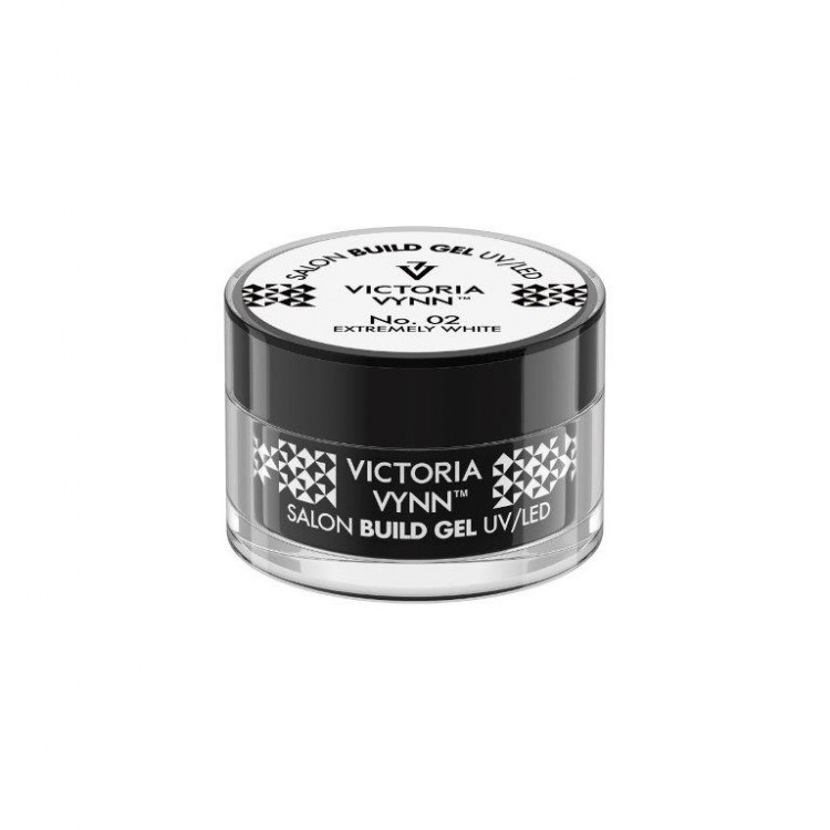 Victoria Vynn BUILD GEL No.02 EXTREMELY WHITE 50 ml