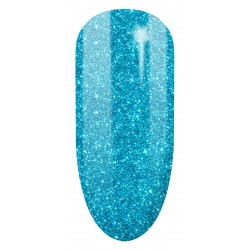 254 UV Lakier Hybrydowy Semilac Platinum Turquoise 7ml