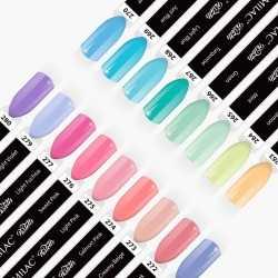 280 UV Lakier Hybrydowy Semilac PasTells Medium Violet   7ml